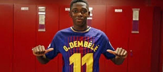 El futuro de Dembelé en el Barcelona pudiera estar definido