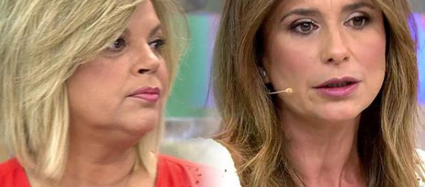 Sálvame: Las dos caras de Terelu de acuerdo con Gema López