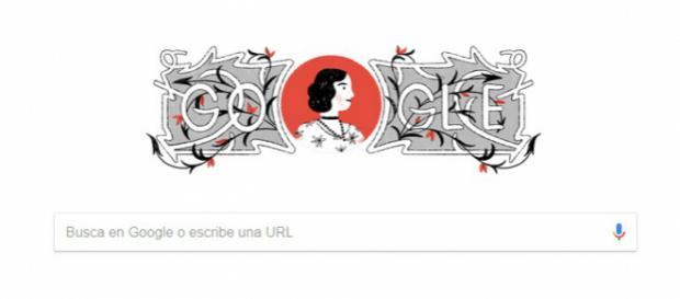 Google homenajeo a Galindo el día de su 132 cumpleaños.