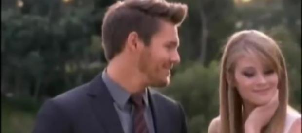 Liam and Hope's relationship may be over on 'B&B.- - [Image via Holly Leigh 03 / YouTube screenshot]