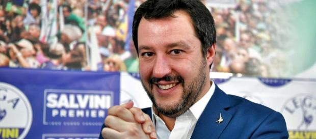 Matteo Salvini continua a volare nei sondaggi politici