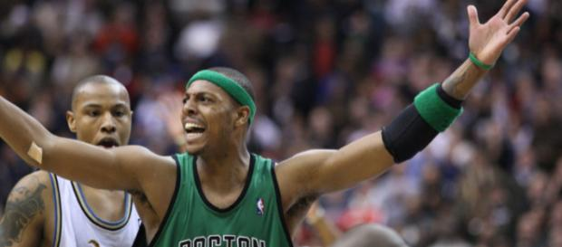 Paul Pierce has scored the second-most points in franchise history. Image Source: Flickr | Keith Allison