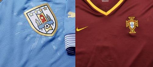 Copa do Mundo: Uruguai x Portugal ao vivo