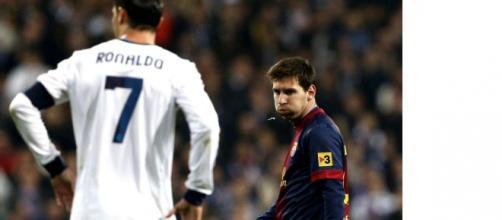Cristiano Ronaldo vs Lionel Messi : le duel en chiffres - onzemondial.com