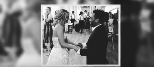 Johnny Galecki offers kind words to Kaley Cuoco and her groom. [Image source: NEWS TODAY/YouTube]