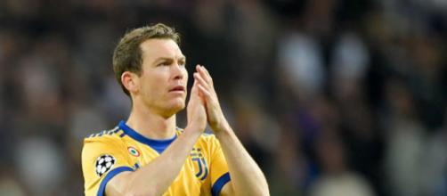 Juventus, il commovente saluto di Lichtsteiner
