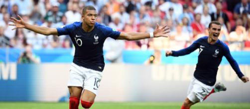 Kylian Mbappé a été décisif dans la victoire des Bleus lors de France - Argentine