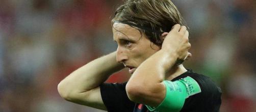 Luka Modric est celui sur qui tous les espoirs des Croates reposent