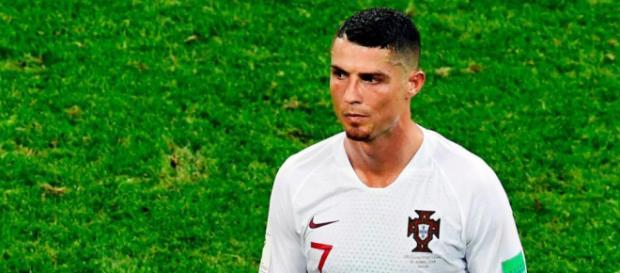 CR7 a réagi à l'élimination du Portugal face à l'Uruguay (2-1).