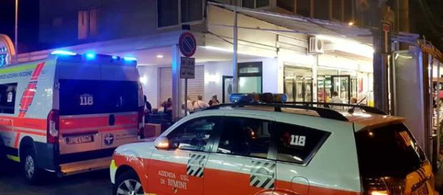 Incidente stradale a Torvaianica
