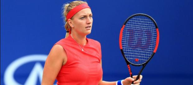 Petra Kvitova is favored to win the Women's title at Wimbledon. [Image via WTA/YouTube]