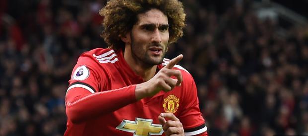 Marouane Fellaini renueva su contrato con el Manchester United hasta el año 2020
