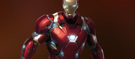 Conozcan a la nueva armadura de Iron Man para Avengers: Infinity War