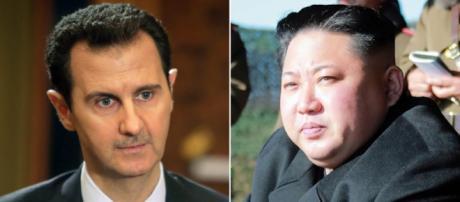 Declaração de Assad ocorre em meio às incertezas de encontro de Kim Jong Un com Donald Trump. (foto reprodução).