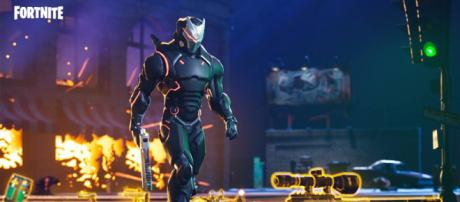 'Fortnite' Week six challenges have players spraying over posters [Image via Fortnite/Facebook post]