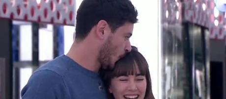OT : Cepeda y Aitana más cercanos que nunca después de la gala de ... - lavanguardia.com