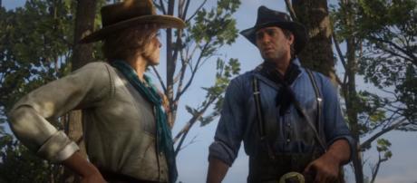 'Red Dead Redemption 2' image. - [Rockstar Games / YouTube screencap]