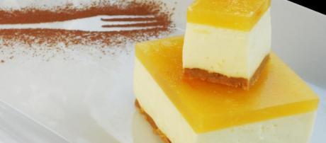 Una tarta para cualquier situación que es refrescante a la par que dulce