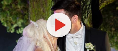 Daniela Katzenberger feiert ihren zweiten Hochzeitstag mit Lucas Cordalis