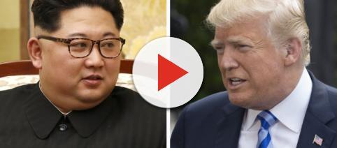 Trump confirma que sigue el diálogo con Kim Jong-Un