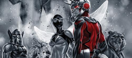 ¿Creen que ya lo han visto todo en cuanto al universo Marvel? ¿Sienten que el mundo debería ser salvado por otros superhéroes?