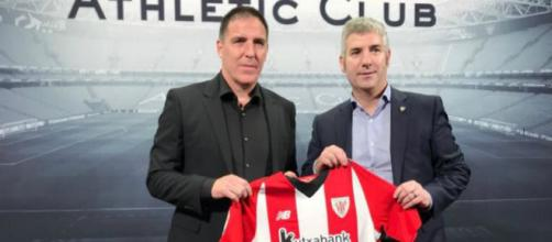 Eduardo Berrizo dirigira el athletic club bilbao - www.t13.cl