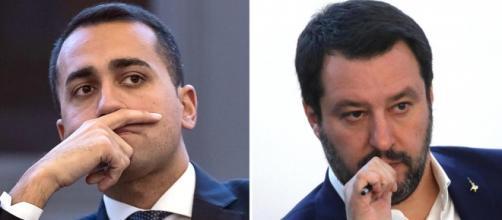 E' partito il governo Di Maio-Salvini