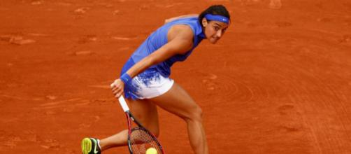 Face à Karolina Pliskova, Caroline Garcia va savoir ce qu'elle a ... - eurosport.fr