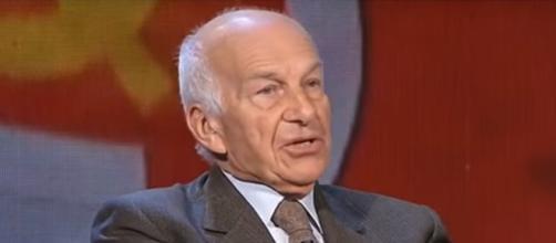 Fausto Bertinotti parla di populismi e sinistra