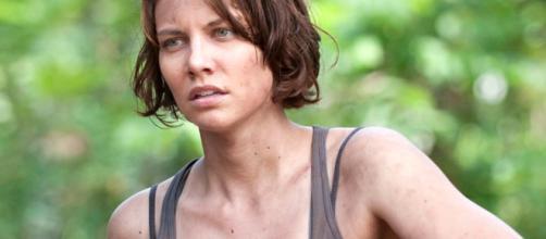 Lauren Cohan abadonará la serie de zombies