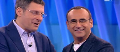 L'ultima dedica di Carlo Conti a Fabrizio Frizzi ne L'Eredità