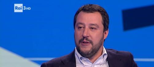 Matteo Salvini segretario della Lega