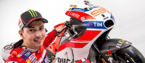 MotoGP, intervista a Jorge Lorenzo