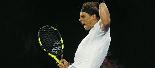 Rafael Nadal avanza en el Rolad Garros