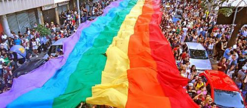 Parada Gay movimenta cidade de São Paulo.