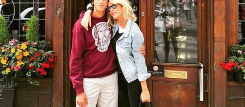Paura per Alessia Marcuzzi: il figlio Tommaso è in ospedale