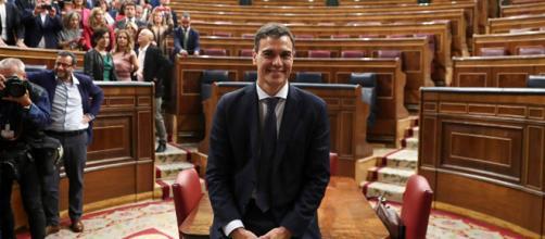 Pedro Sánchez toma posesión como nuevo presidente del Gobierno de ... - sputniknews.com