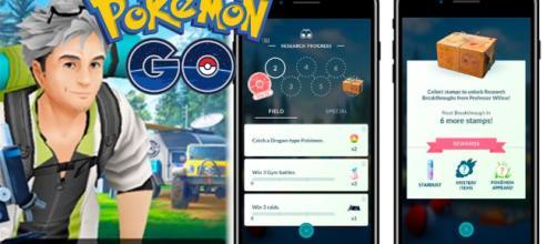 Pokemon GO: todas las recompensas de Encuentro de investigación de campo