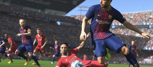 Pro Evolution Soccer pierde la licencia de la UEFA Champions League