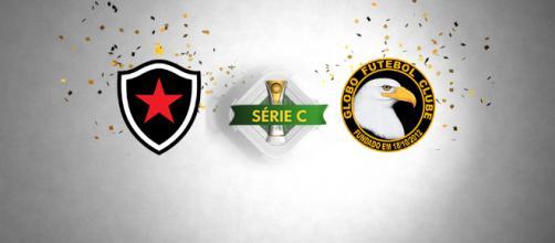 Série C: Botafogo-PB x Globo ao vivo