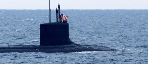 Sottomarino Usa che ha lanciato missili era a Napoli a marzo, la ... - huffingtonpost.it