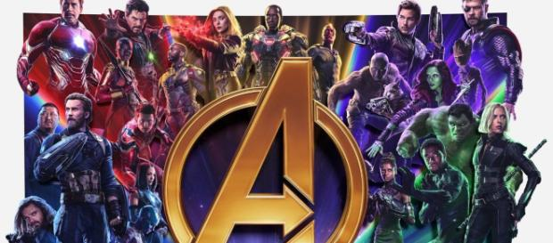 Avengers: Infinity War el actor rompio 2 armas