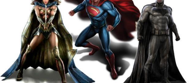 Cine] Más arte conceptual de Wonder Woman para Batman v Superman ... - blogdesuperheroes.es