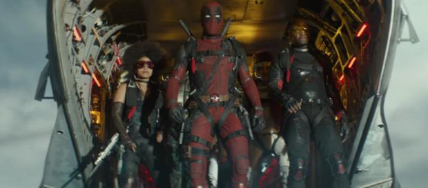 'Deadpool 2' has already won the box-office battle against 'Logan' as fans flock to theatres. [image credit: 20th Century Fox - YouTube]