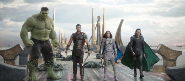 ¿En qué han copiado los actores de Avengers Infinity War al reparto de El Señor de los Anillos?