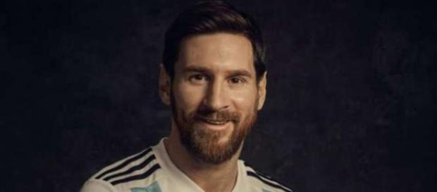 Messi pose avec des chèvres pour une publicité qui fait le buzz