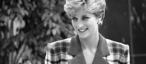 Princess Diana -- Paisley Scotland/Flickr