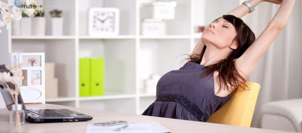 Relajate, date un descanso para que seas mas productivo