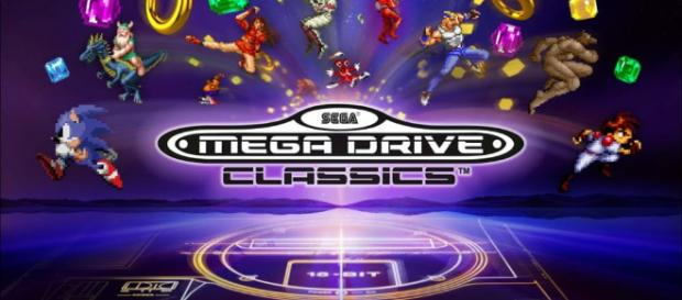 Sega regresa lo mejor del baul con Mega Drive