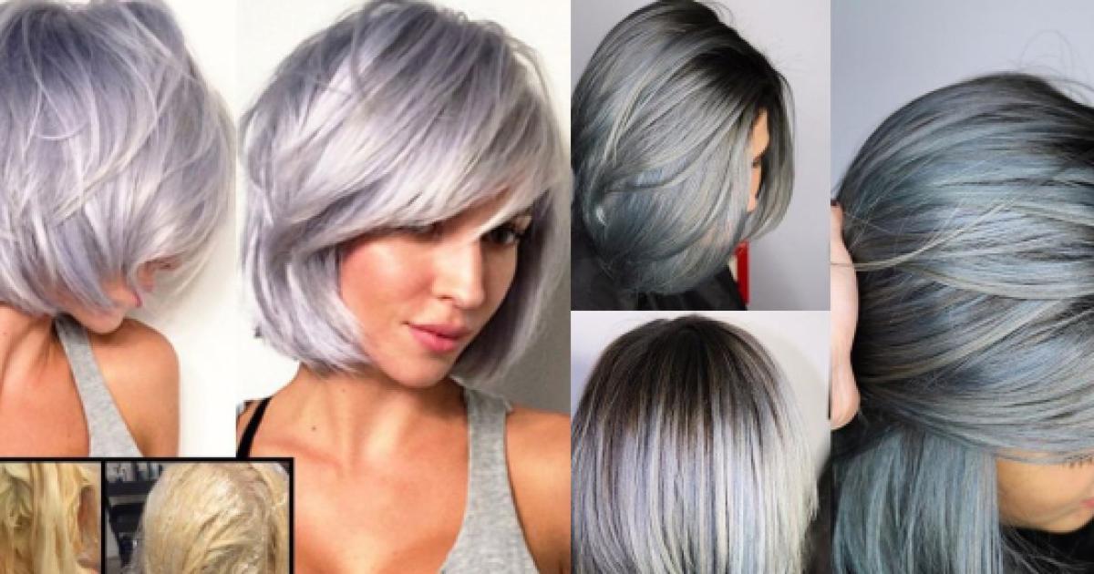 Nuovi tagli di capelli per l'estate 2018: dal 'metallic ...